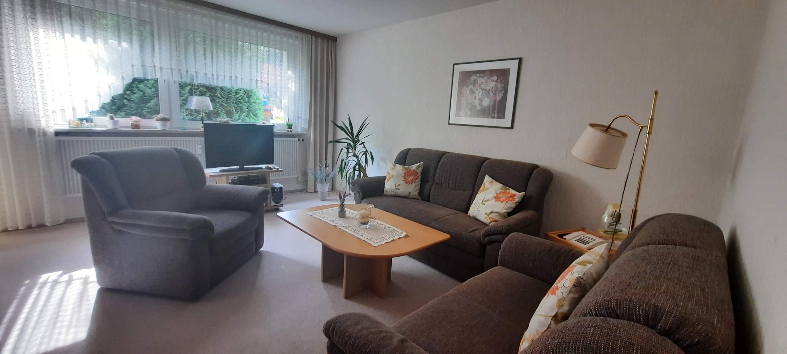 Ferienwohnungen am Birkenweg - Wohnzimmer