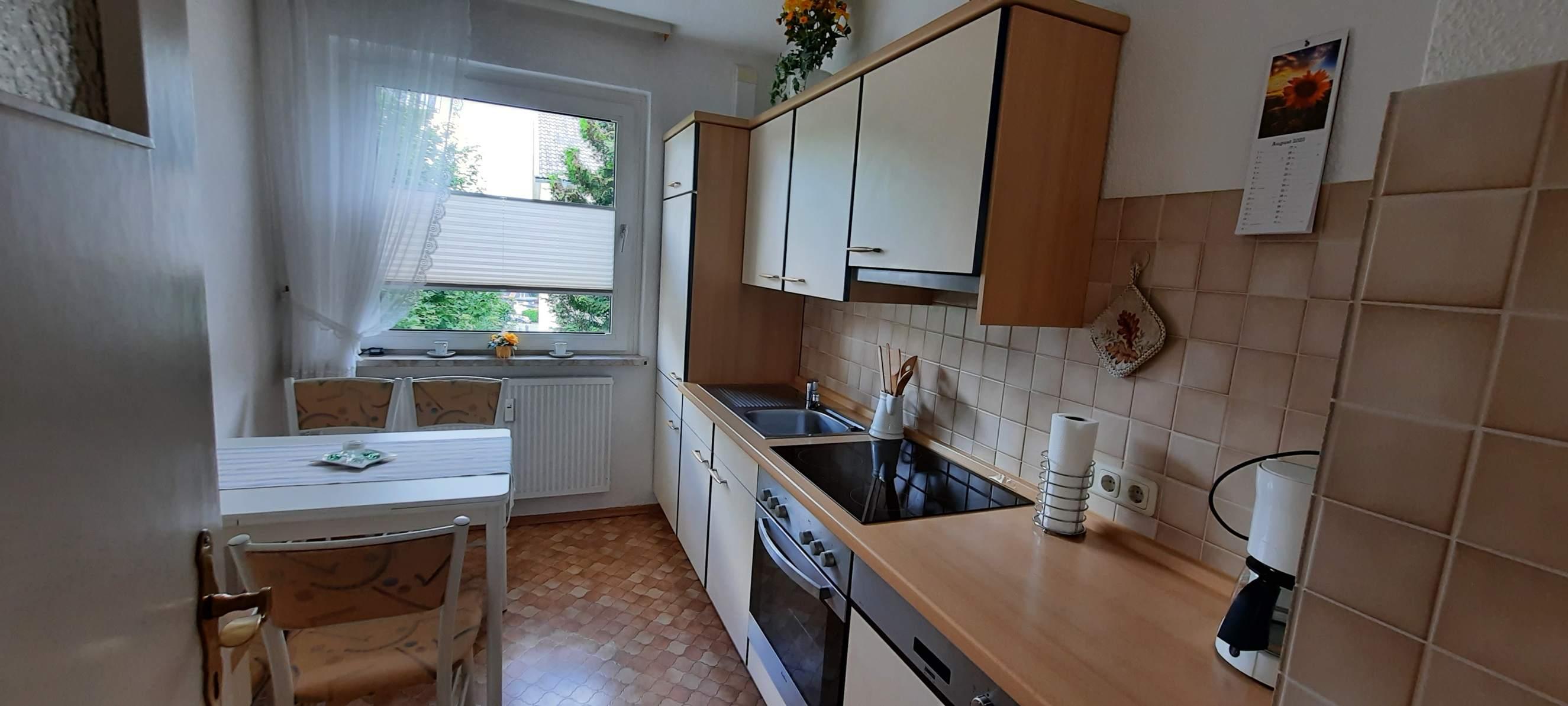 Ferienwohnungen am Birkenweg - Küche
