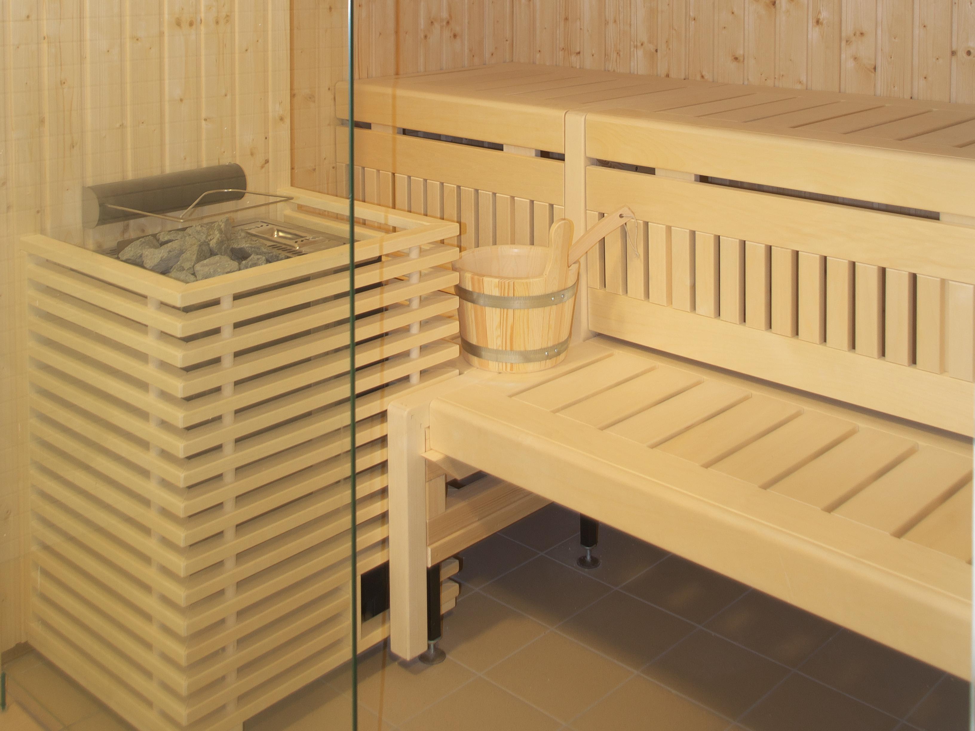 Gästehaus Tanne in Elbingerode - Sauna