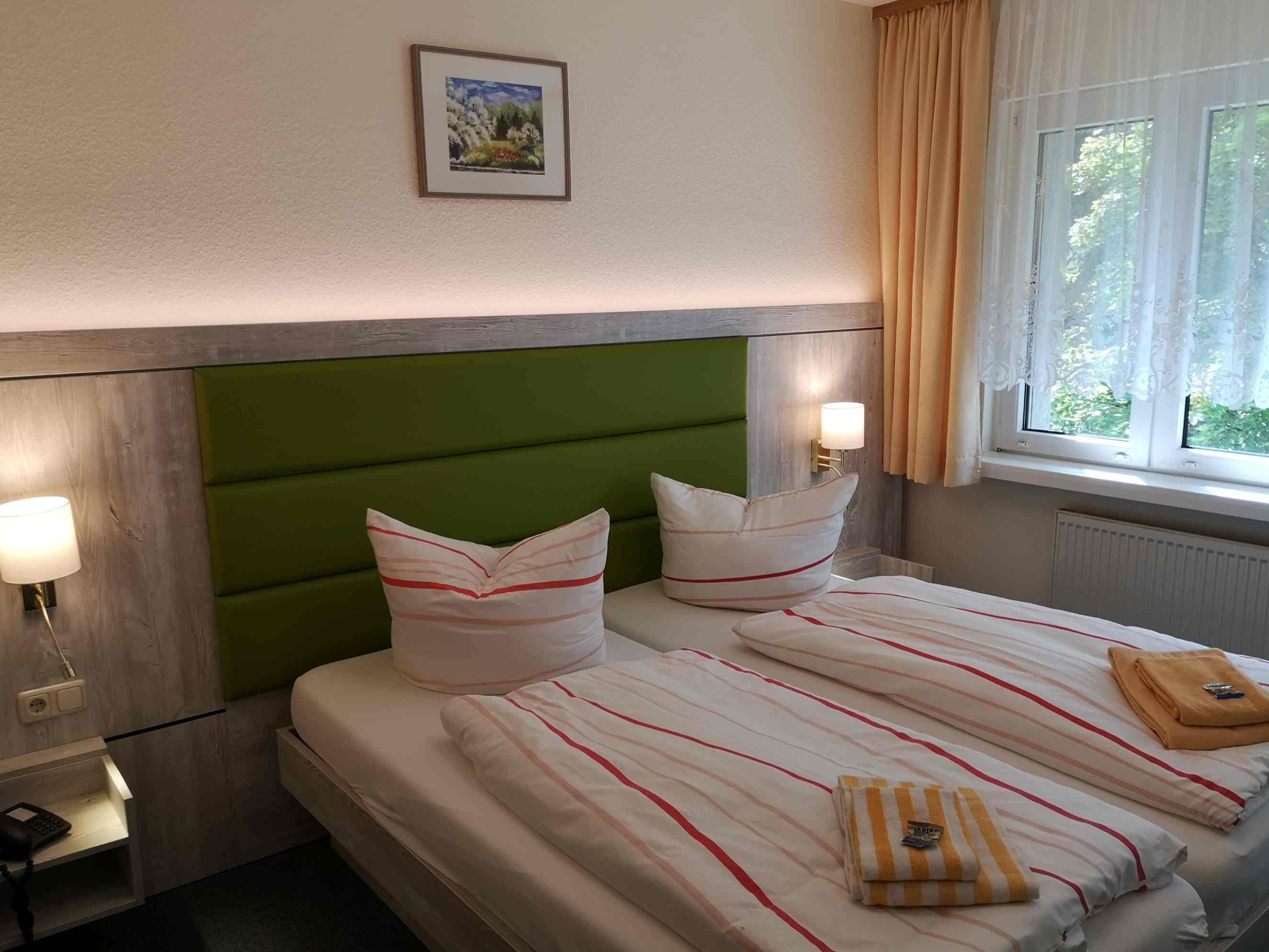 Gästehaus Tanne in Elbingerode - Doppelzimmer