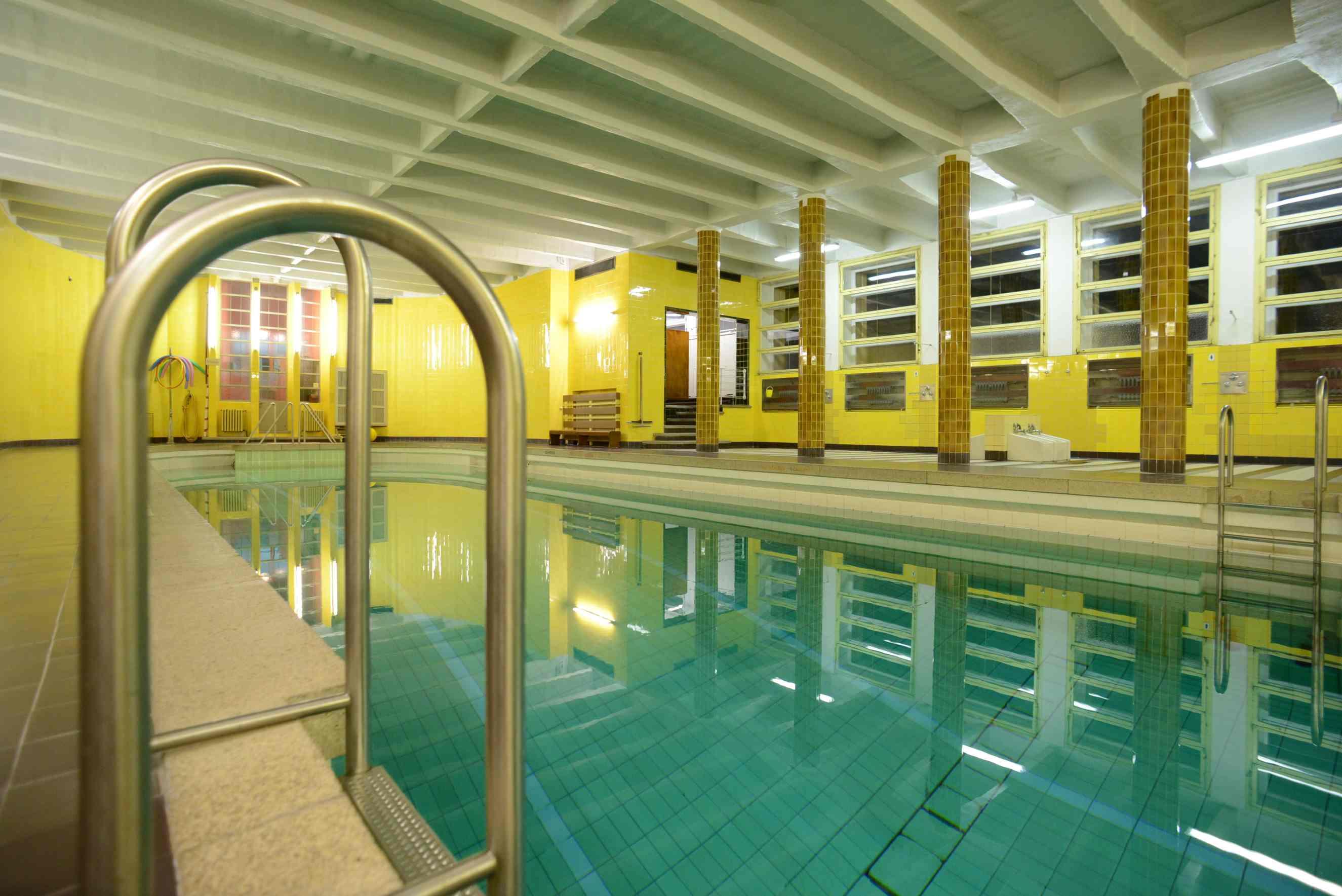 Gästehaus Tanne in Elbingerode - Schwimmbad