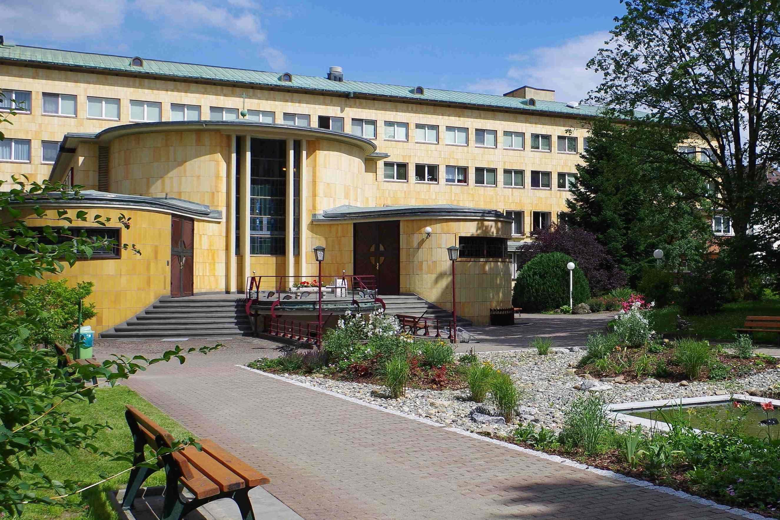 Gästehaus Tanne in Elbingerode - Kirchsaaleingang