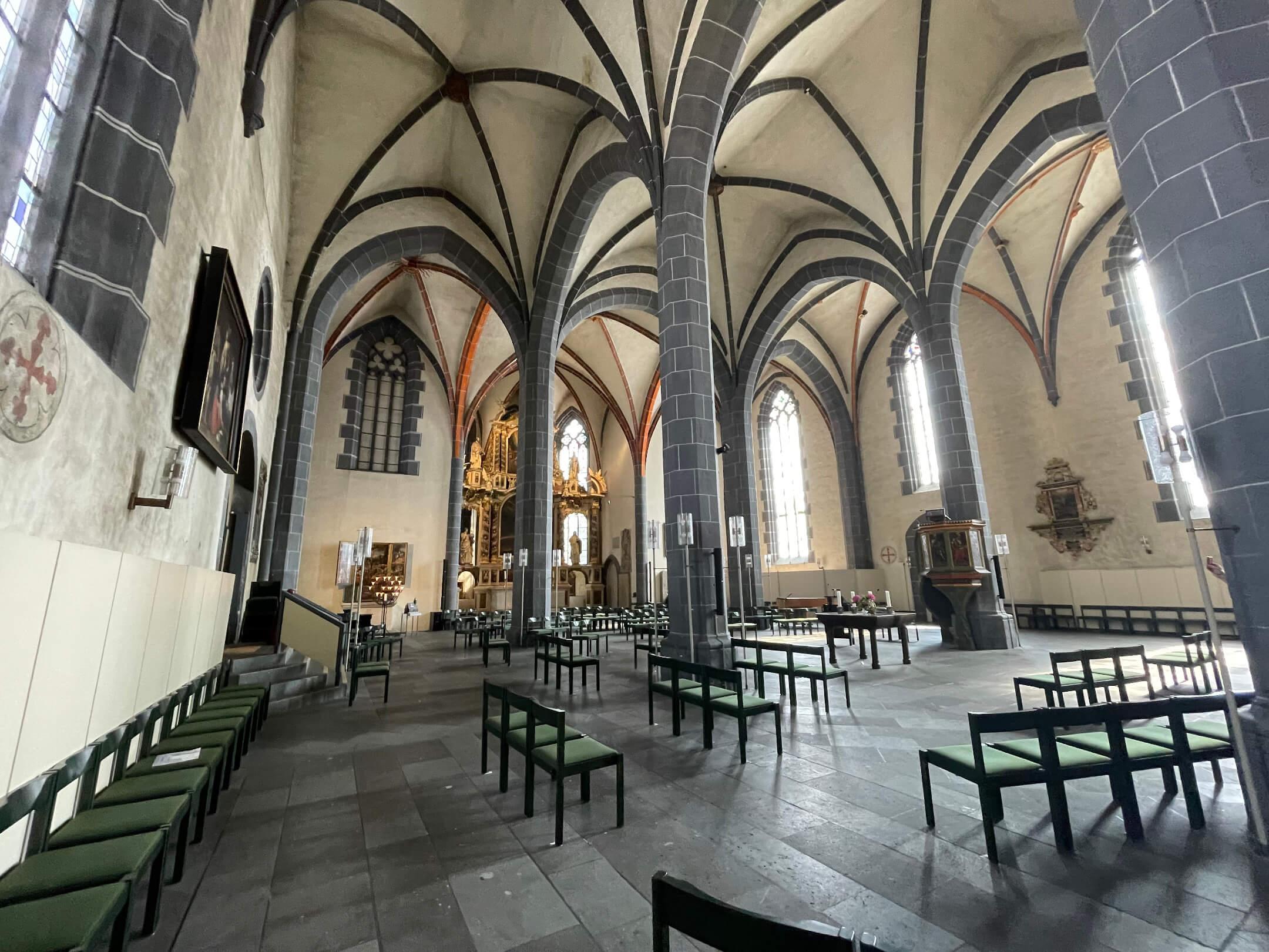 St. Blasius Kirche, innen