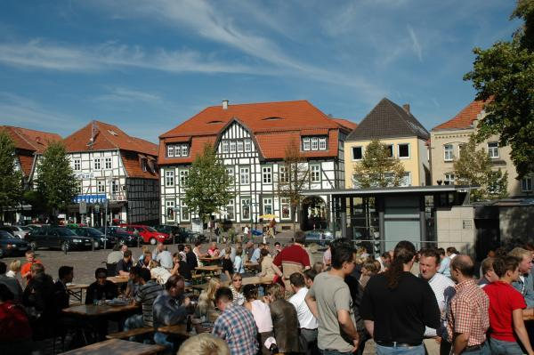 Neustadtmarktplatz