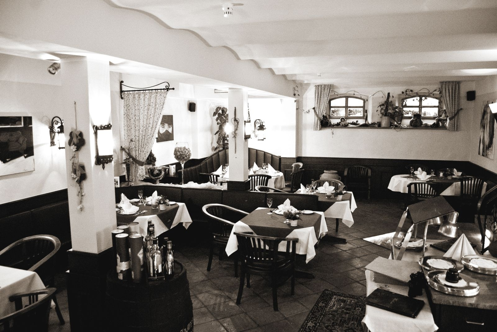 Restuarant in Zeitlers Hotel & Apartments