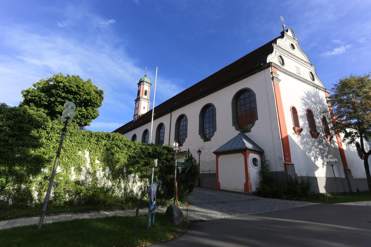 Klosterkirche der Dominikanerinnen
