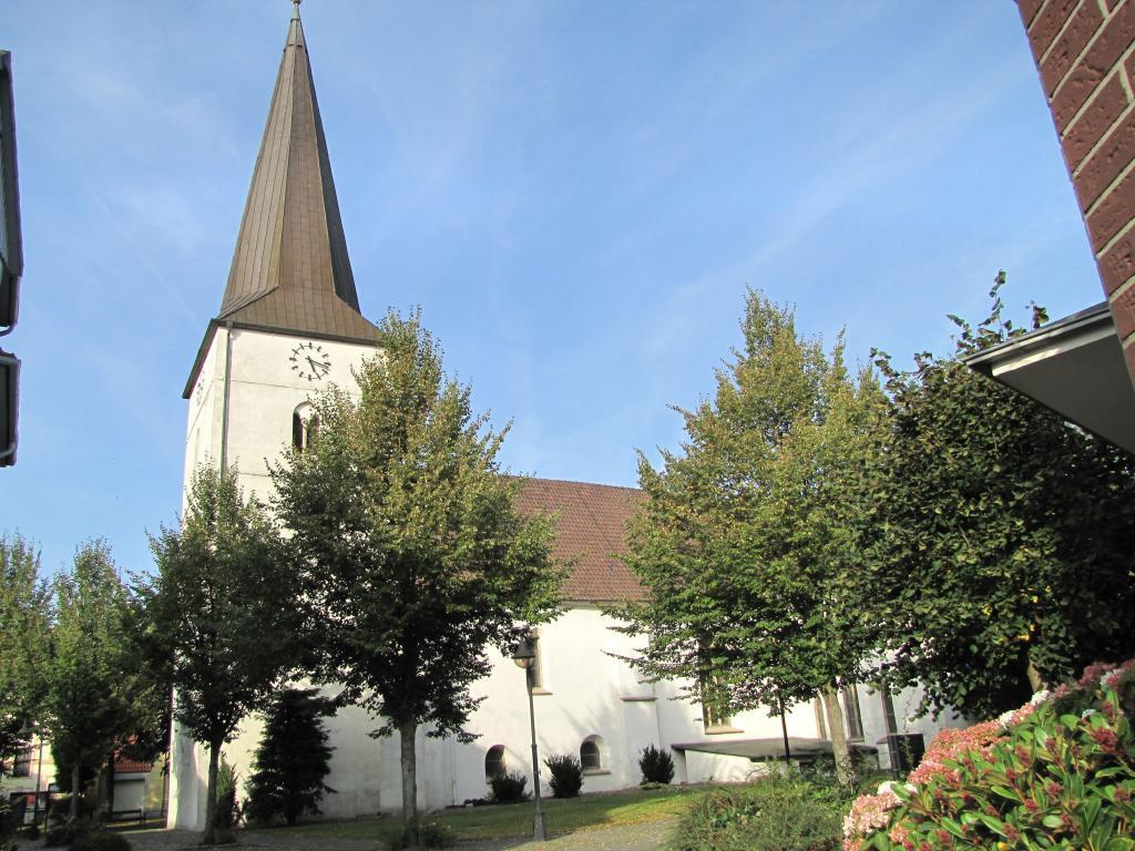 Sankt Marien Kirche Dielingen