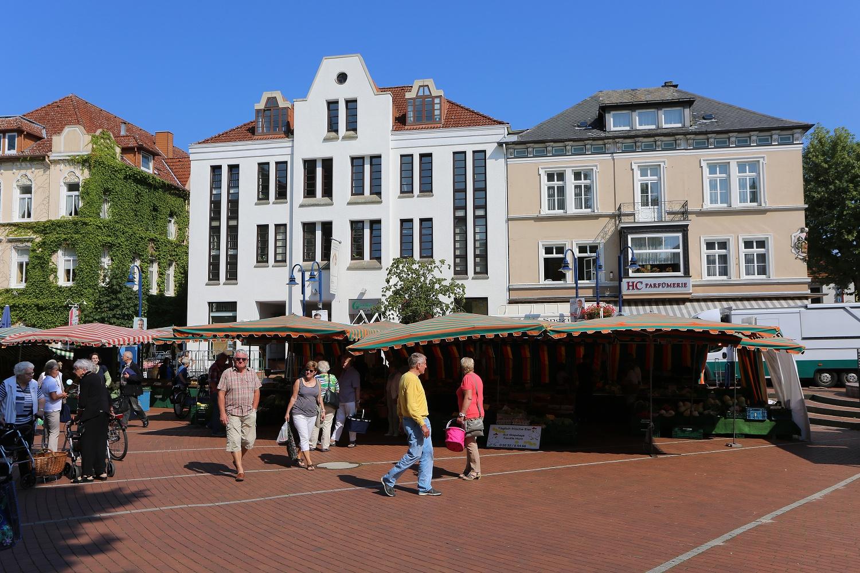 Marktplatz Lage