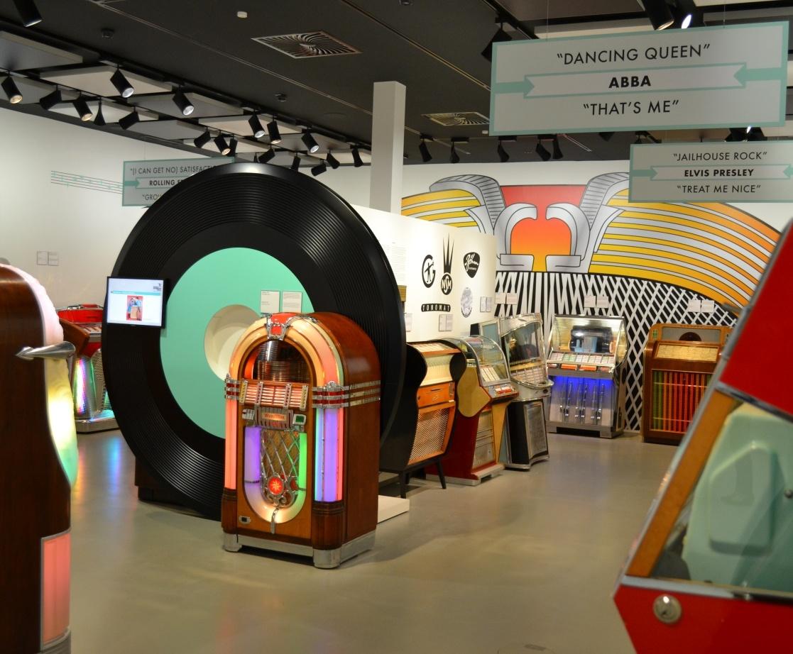 Deutsches Automatenmuseum Espelkamp - Jukeboxes
