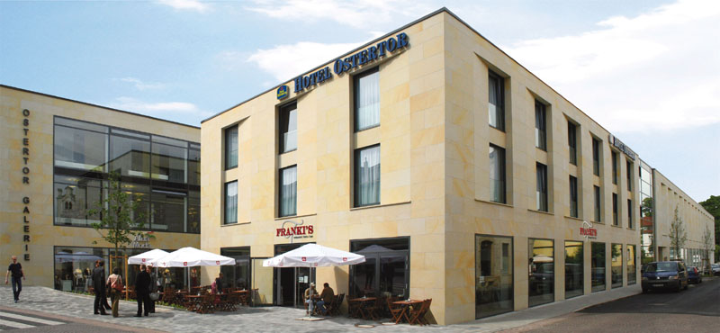 Außenansicht bei Tag Hotel Ostertor