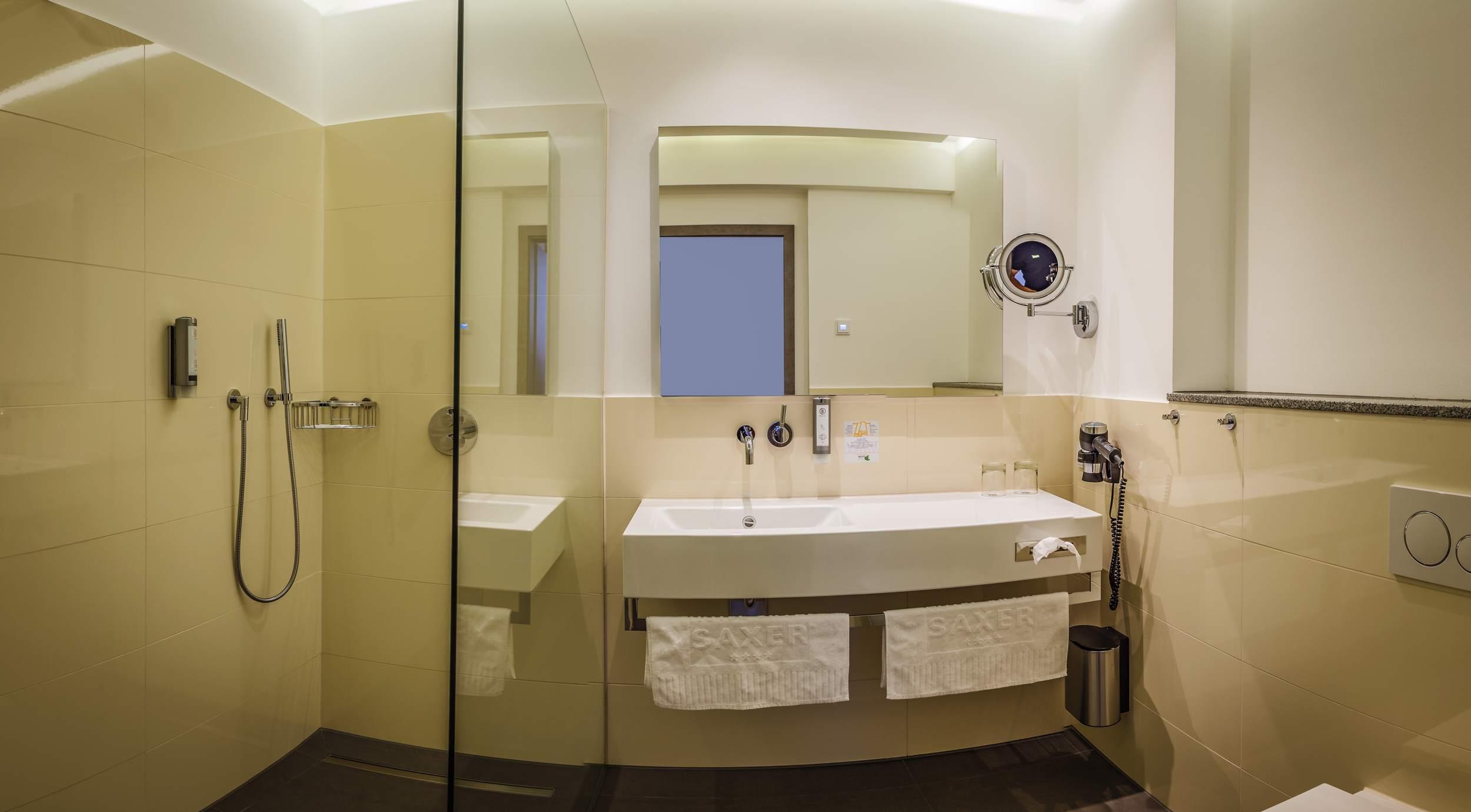 Hotel Villa Saxer Goslar - Badezimmer