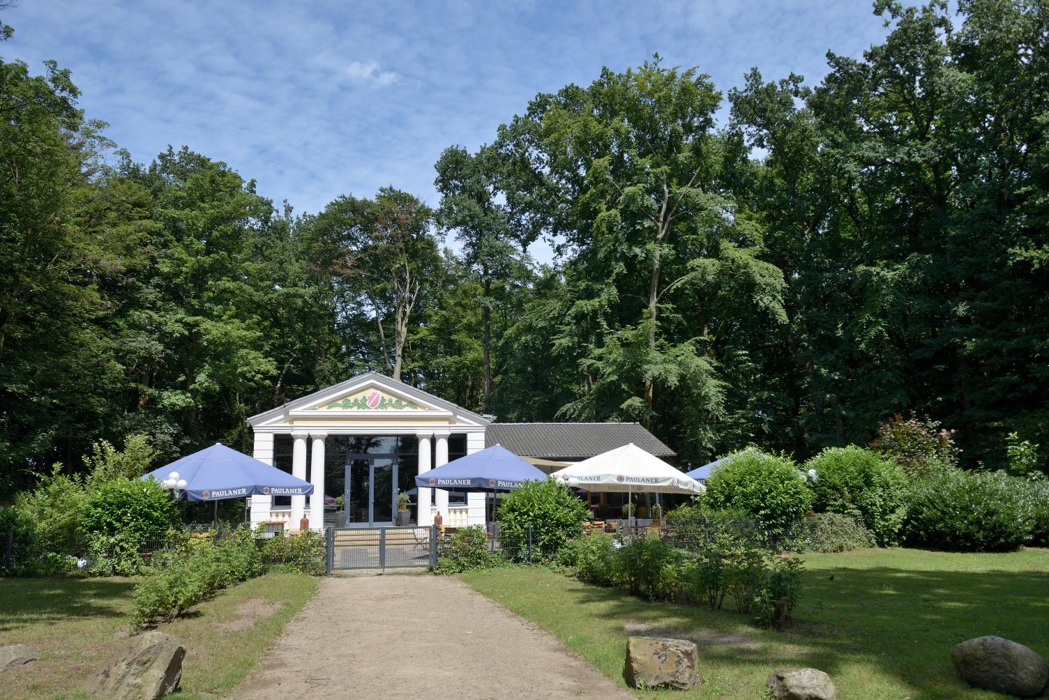 Parkvilla im Stadtpark