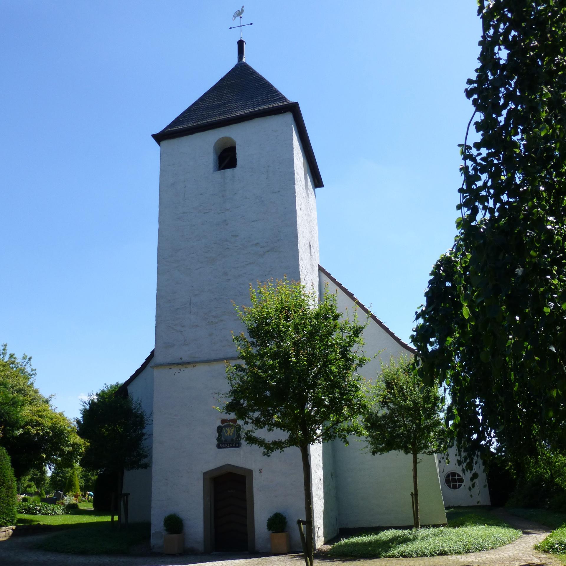Die Autobahnkirche Exter