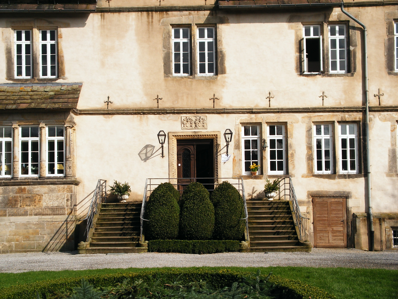 Schloss Wendlinghausen Detailansicht