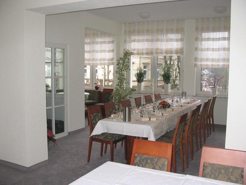 Salon im Gästehaus Havergoh