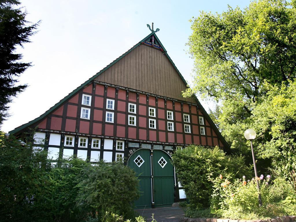 Fachwerkgebäude Jugendhof