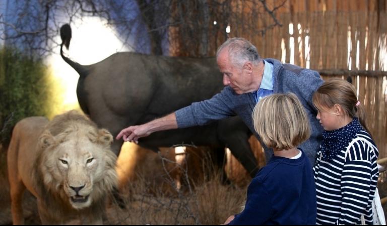Entdeckerwanderung für Familien zum WildLife Usedom