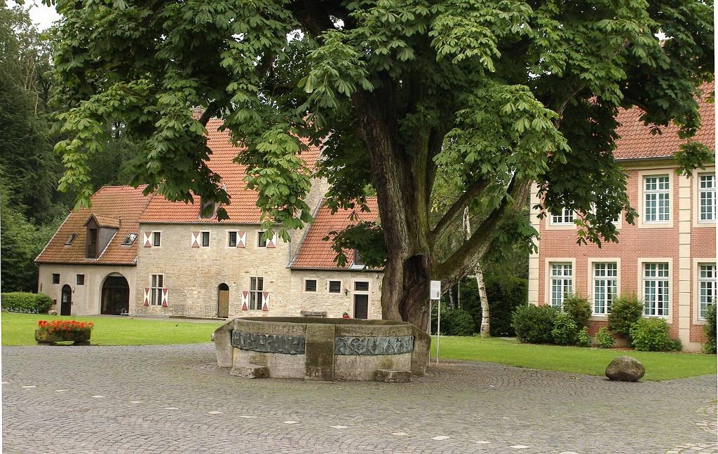 Burgbrunnen der Höhenburg Stromberg