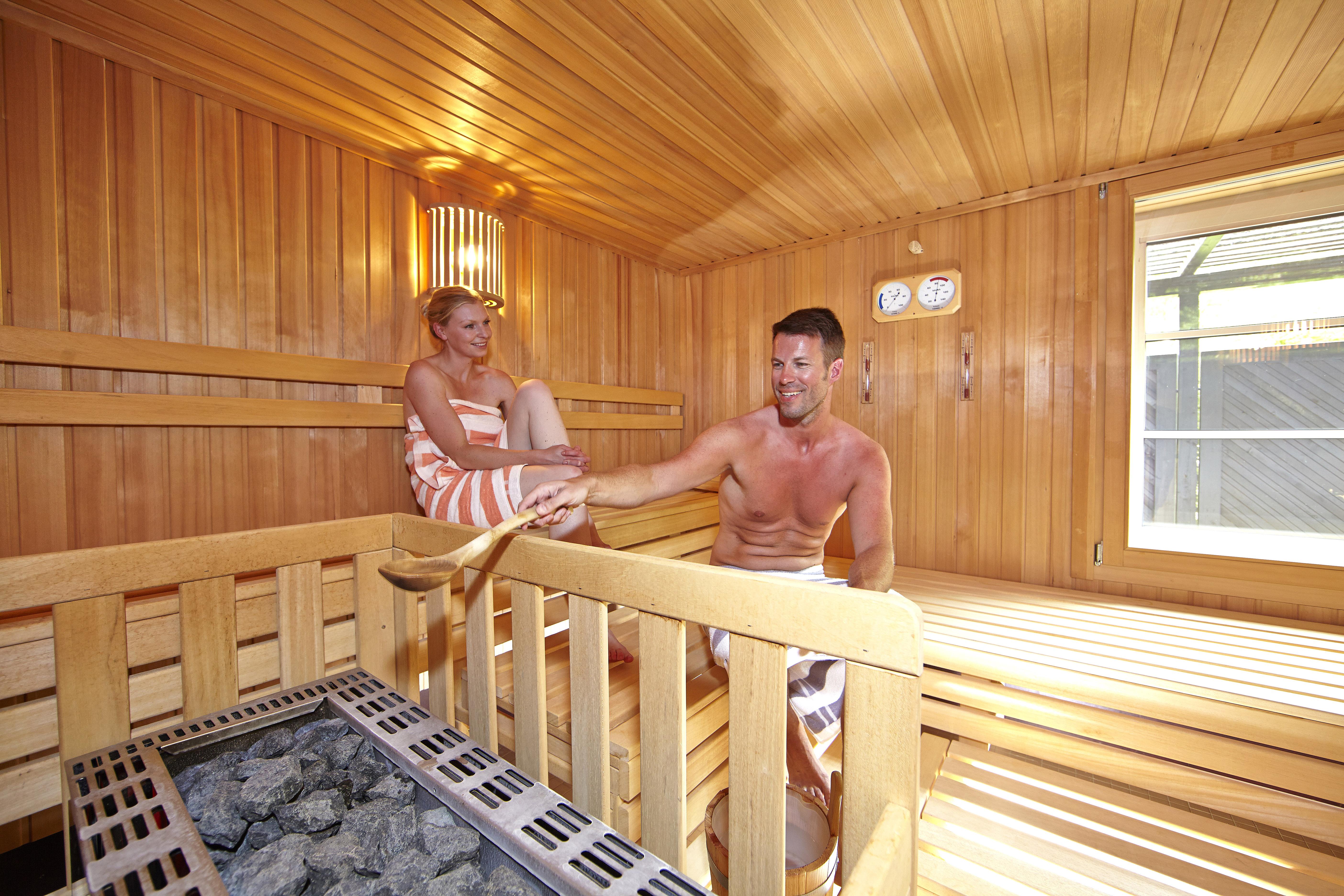 relexa hotel Harz-Wald - Braunlage - Sauna