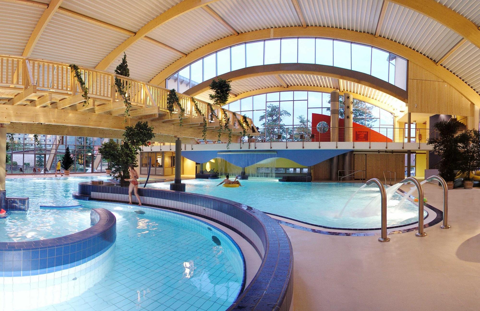 Hasseröder Ferienpark in Wernigerode - Erlebnisbad