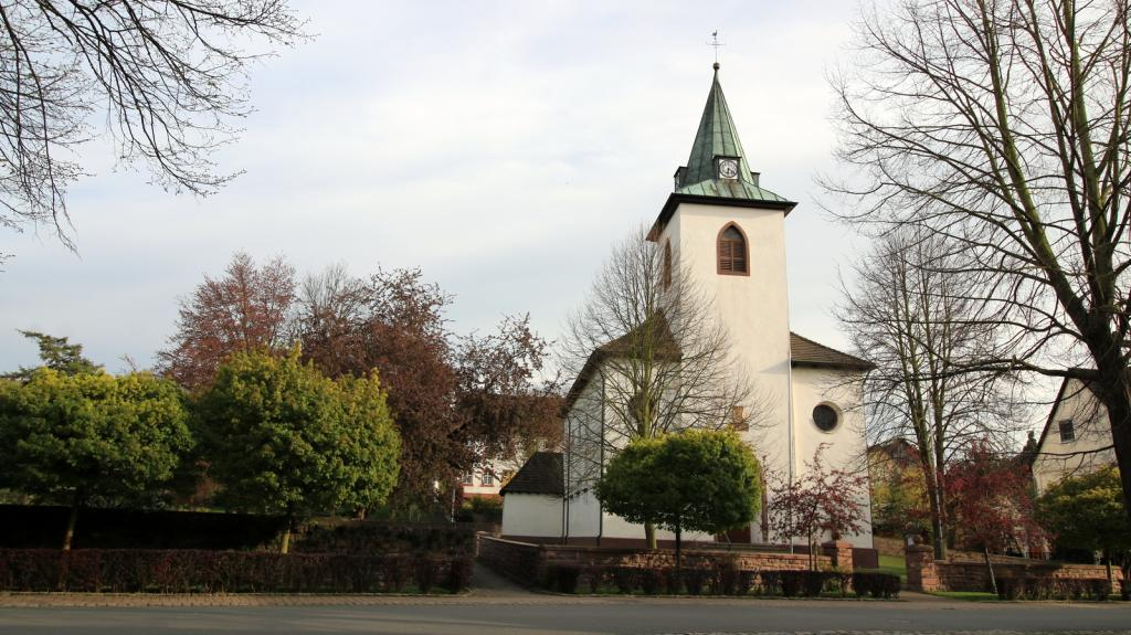 Katholische St. Peter und Paul Kirche Amelunxen