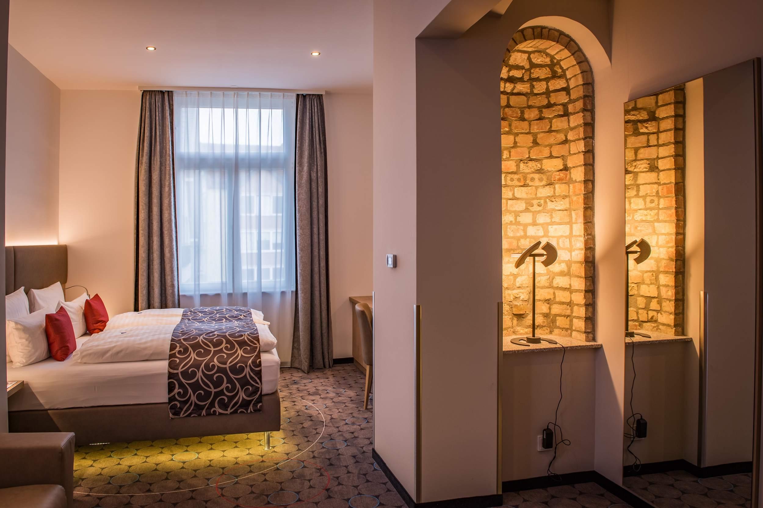 Hotel Villa Saxer Goslar - Schlafzimmer