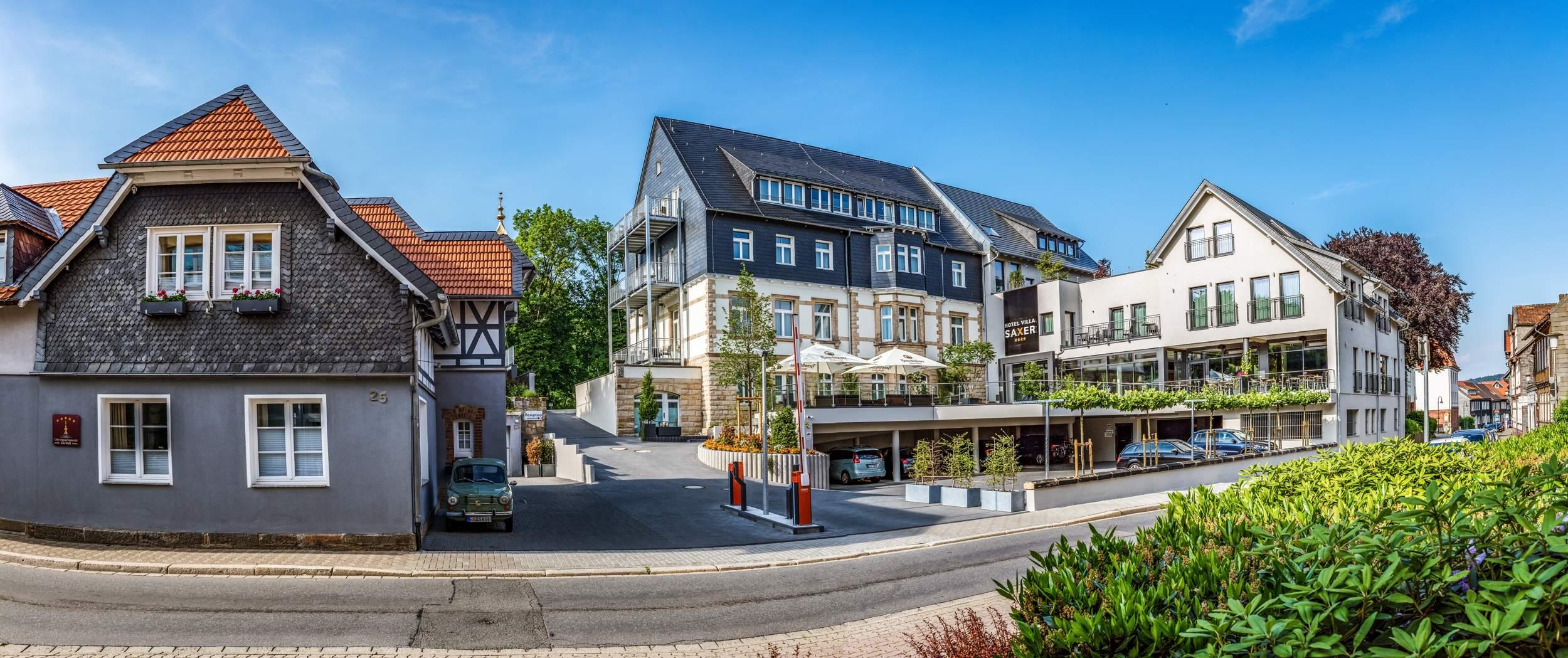 Hotel Villa Saxer in Goslar