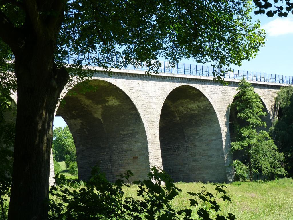 Talbrücke Exter