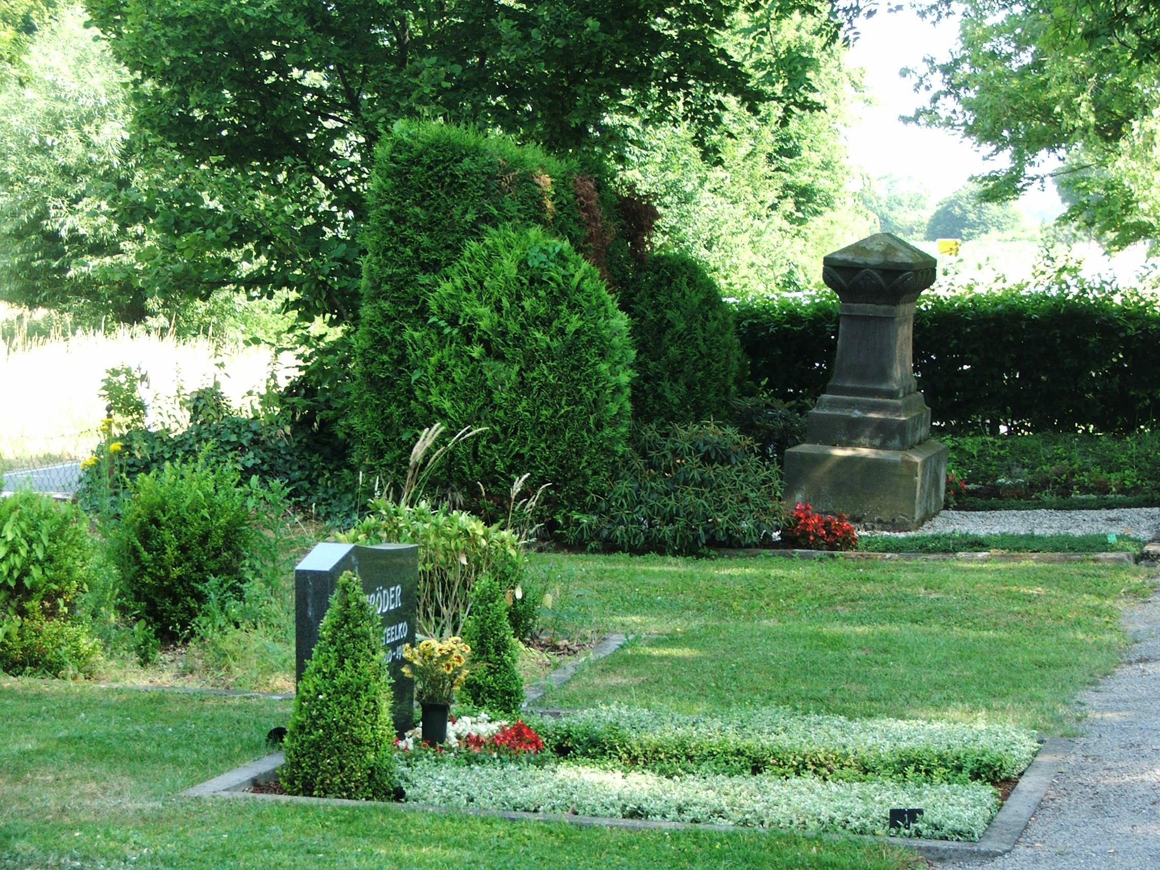 Friedhof Heiden