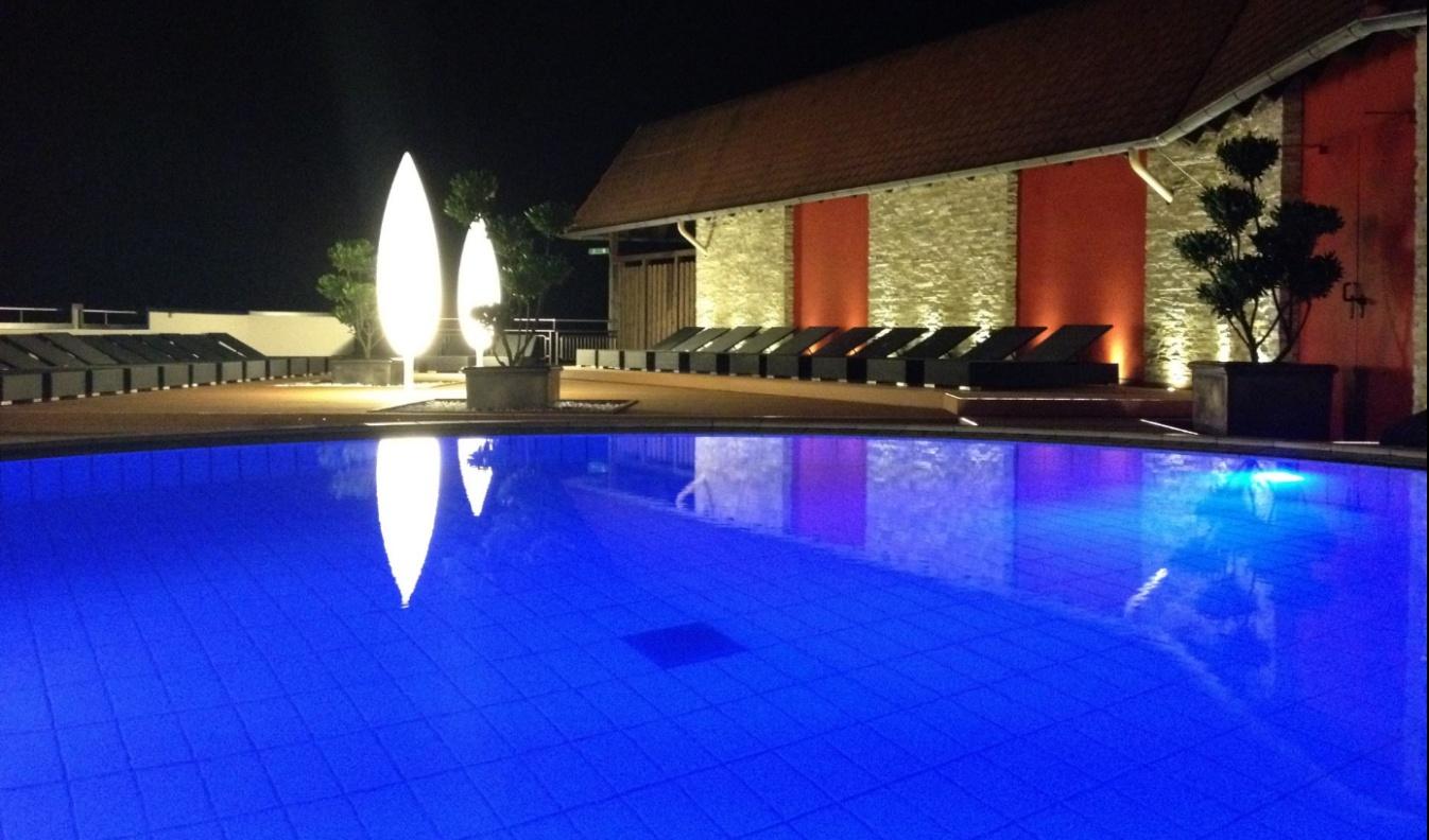 Sauna Asia Lounge Sonnenterasse