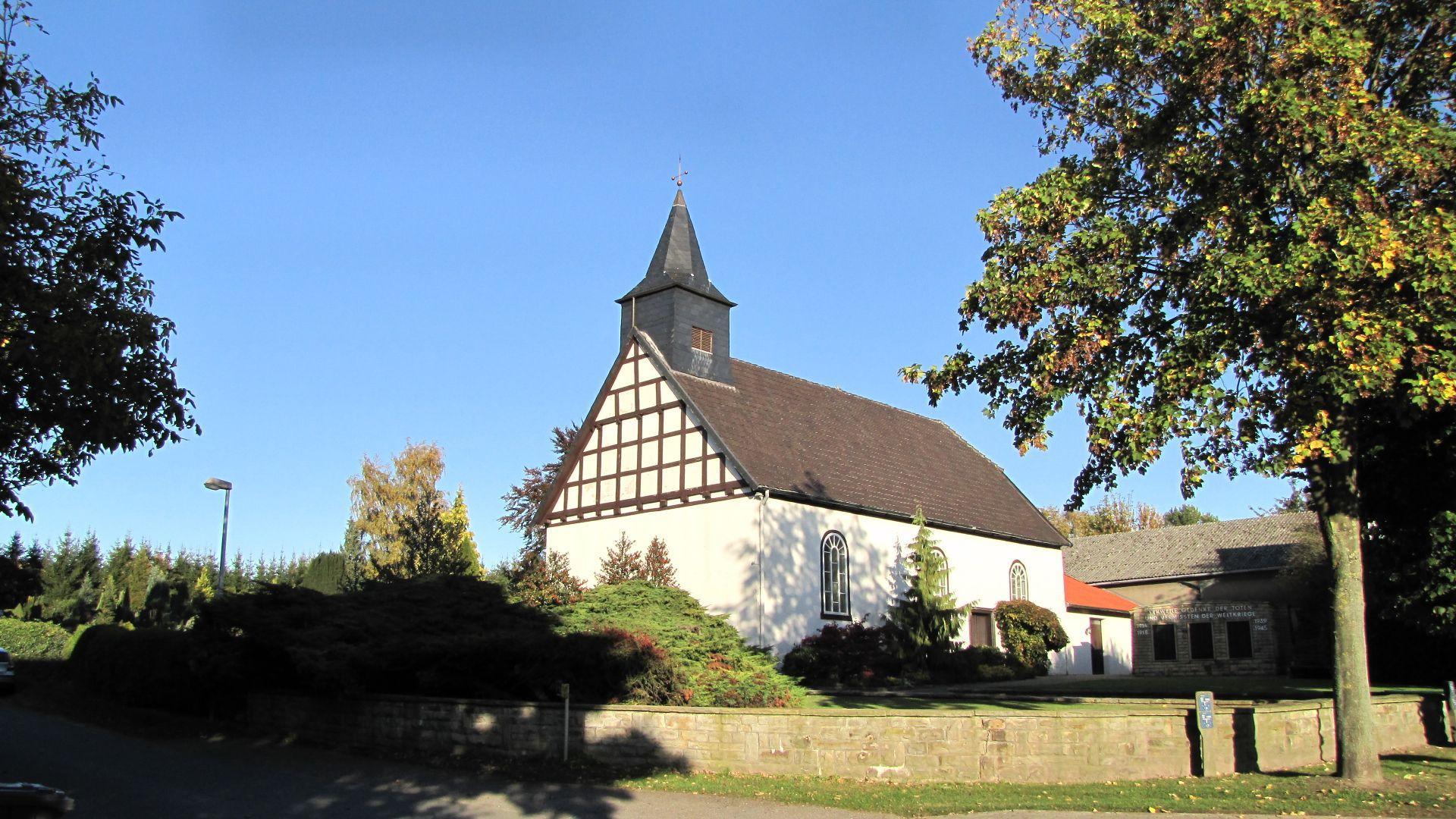 Heilig-Kreuz-Kapelle Haldem