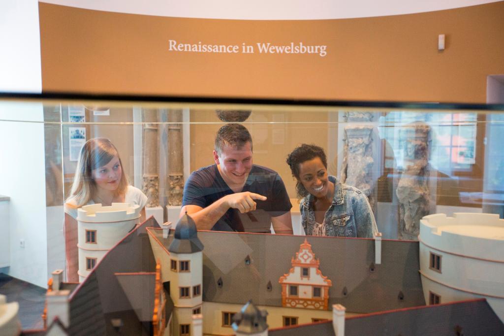 Führung in der Wewelsburg