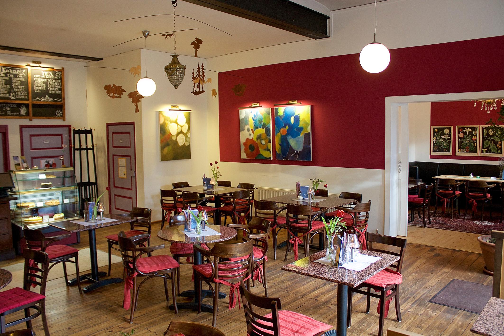 Klosterhof Brunshausen - Café