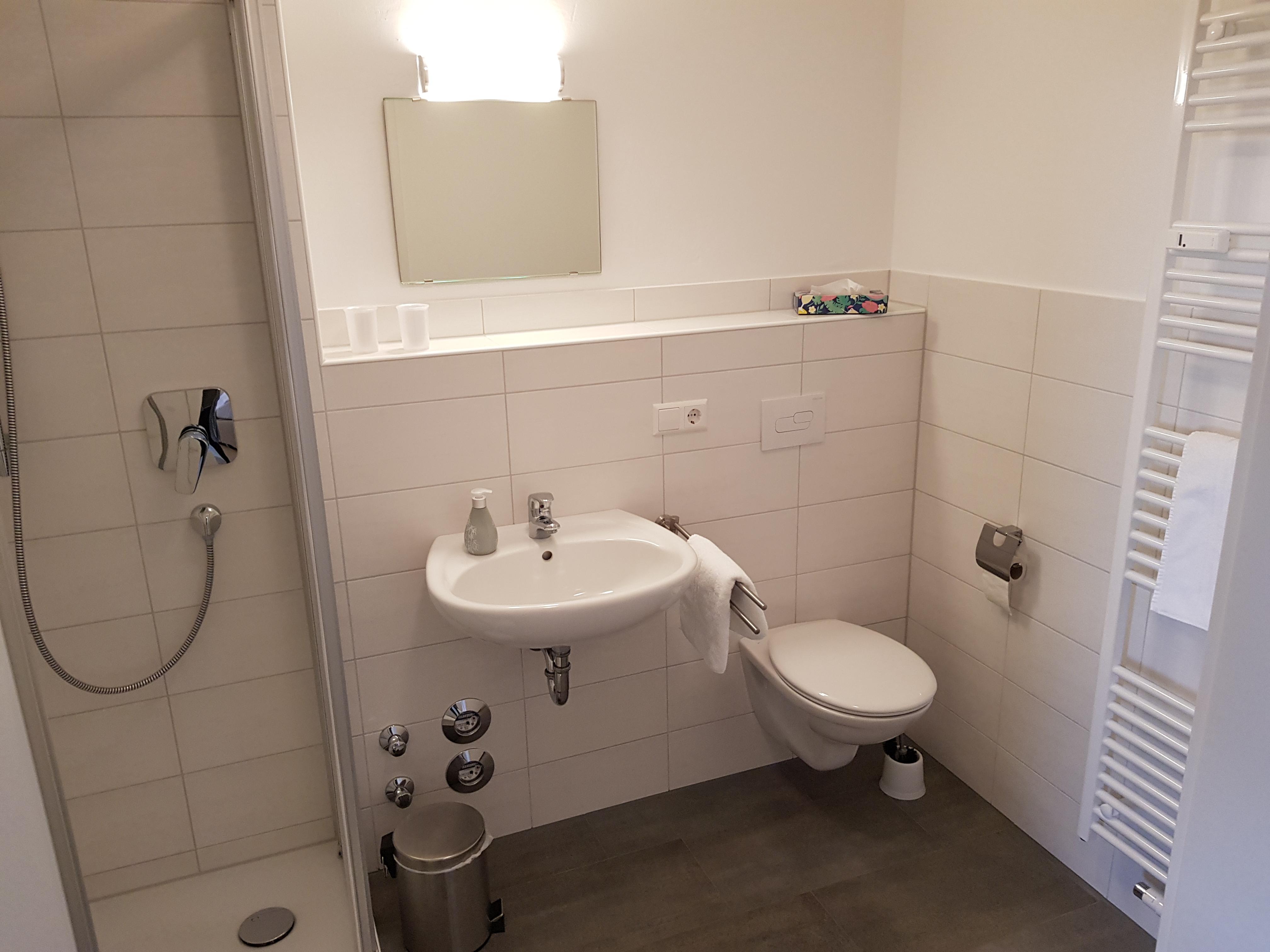 Staufenwohnung, Badezimmer