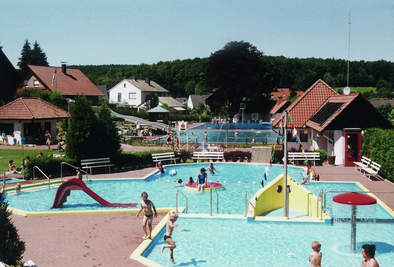 Waldschwimmbad Preußisch Oldendorf