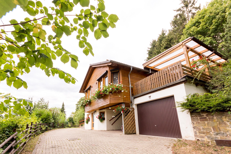 """Ferienhaus """"Tony"""" in Osterode - Lerbach - Außenansicht"""