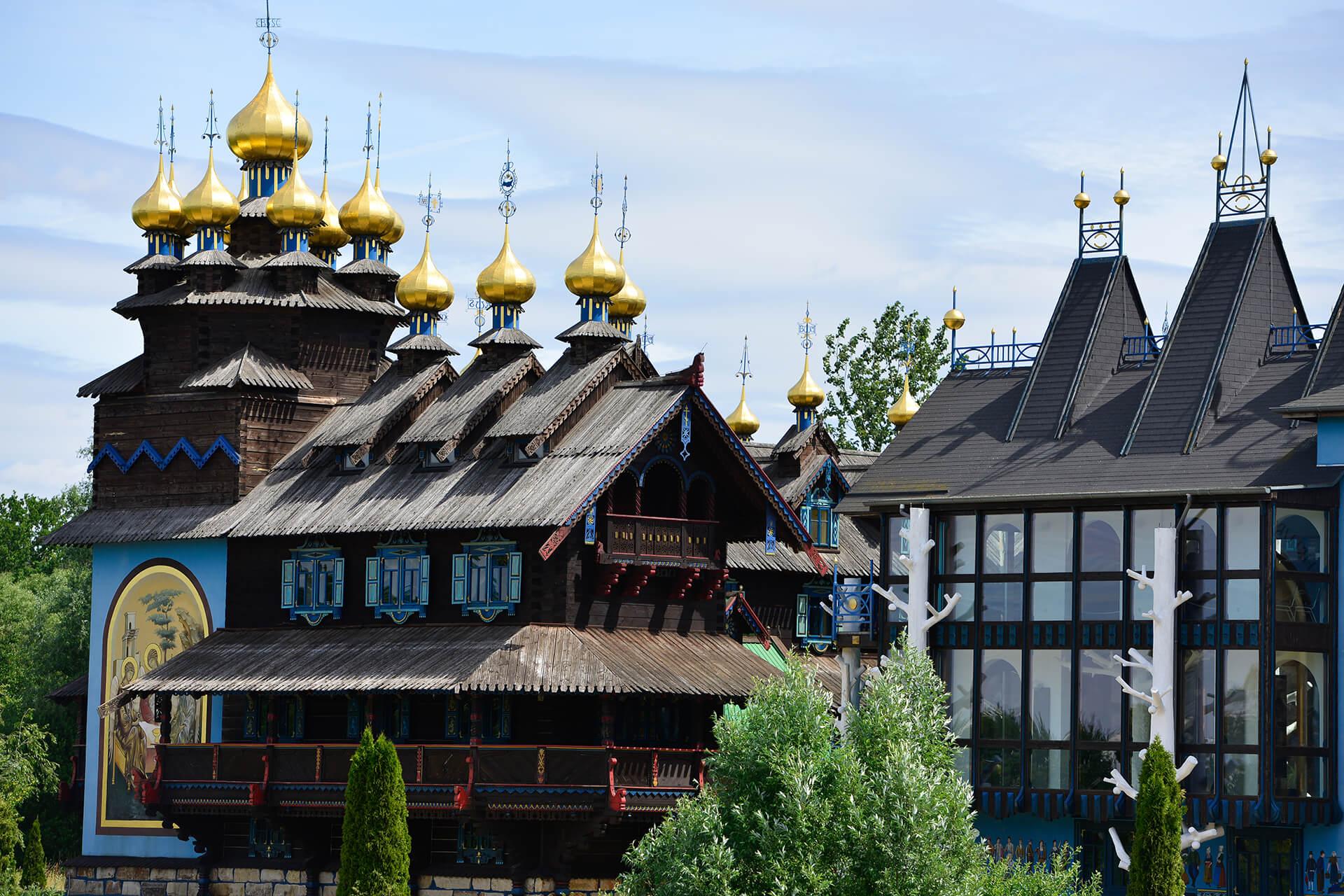 Der Gifhorner Glocken-Palast