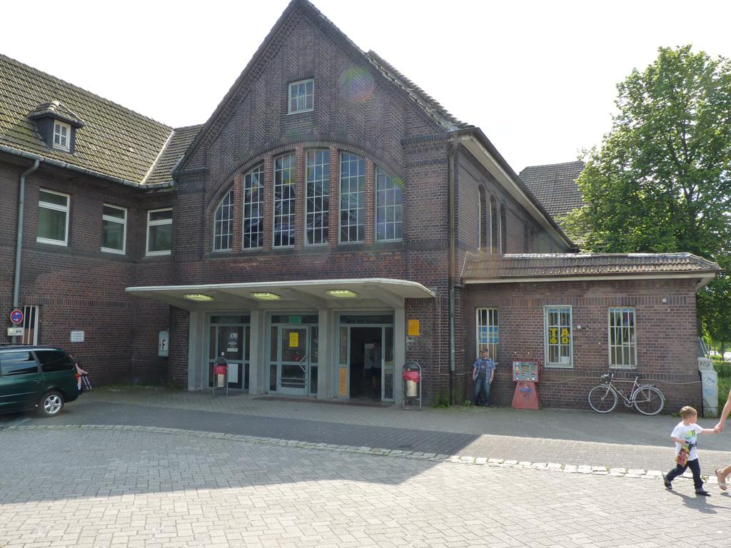 Bahnhof Löhne