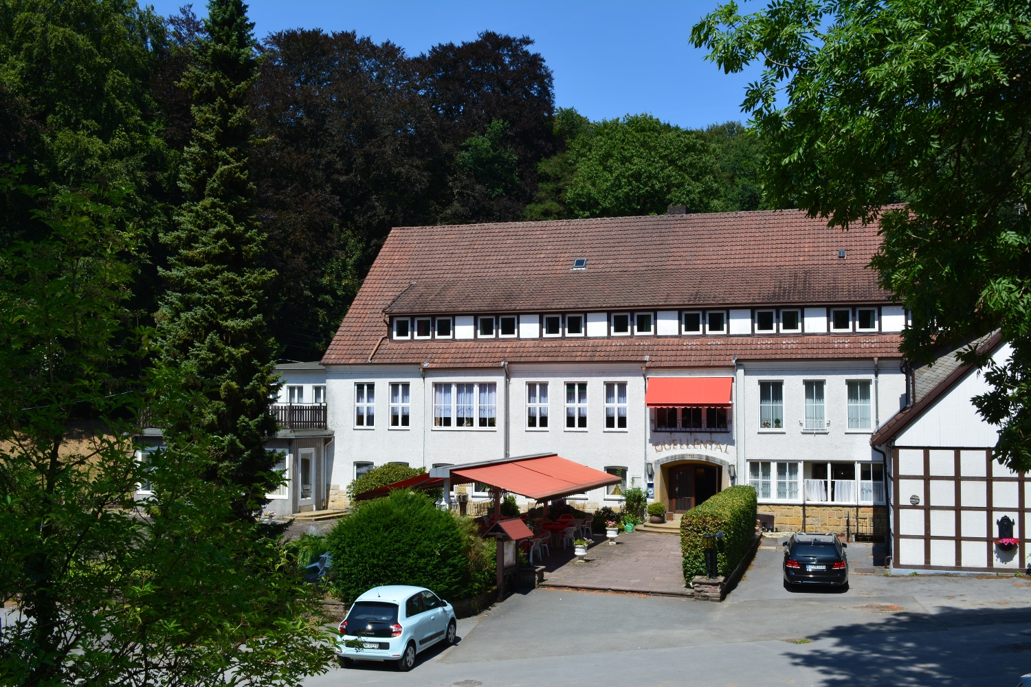 Berghotel Quellental