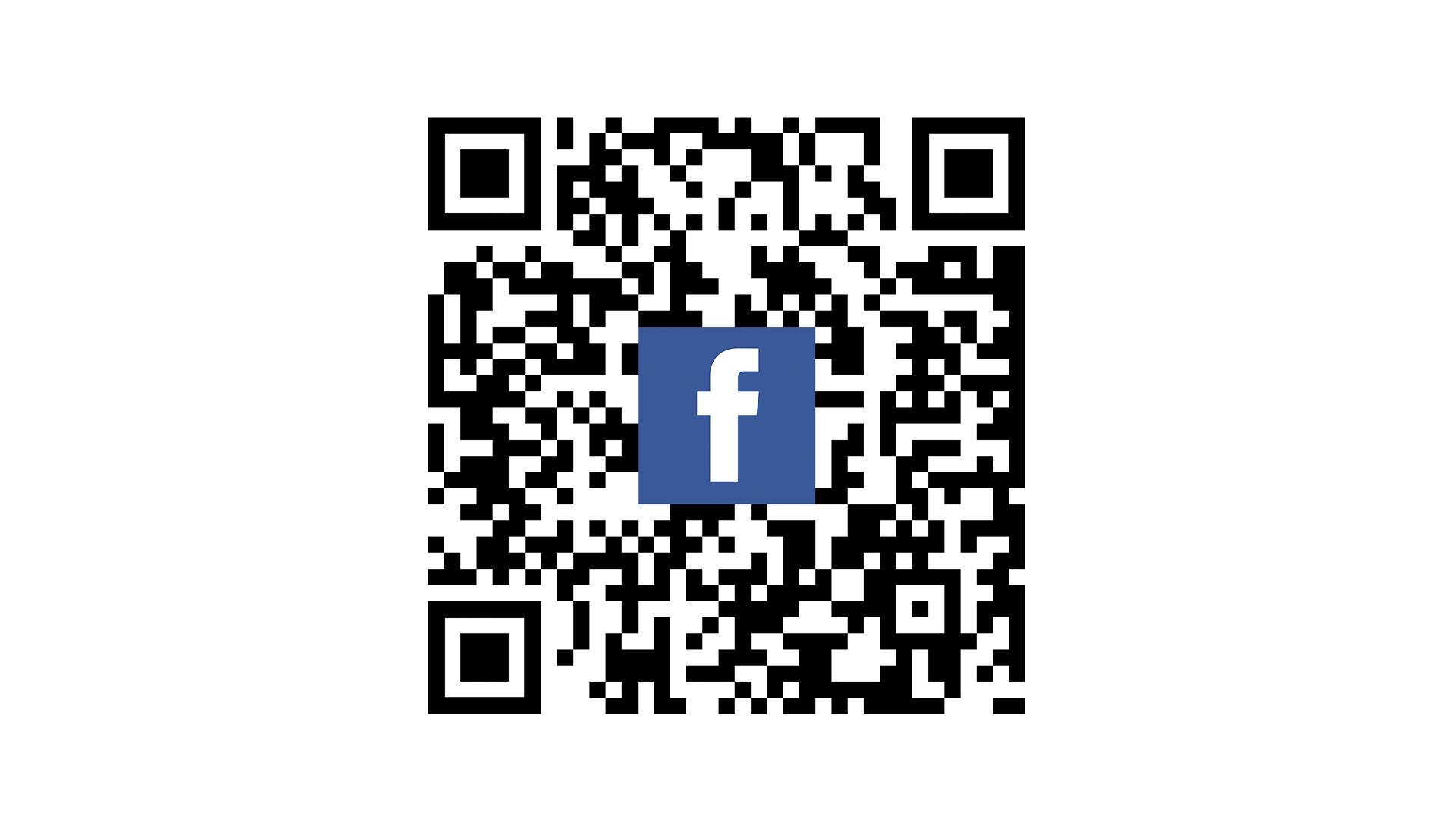 QR-Code der Facebookseite von Sitzgenuss