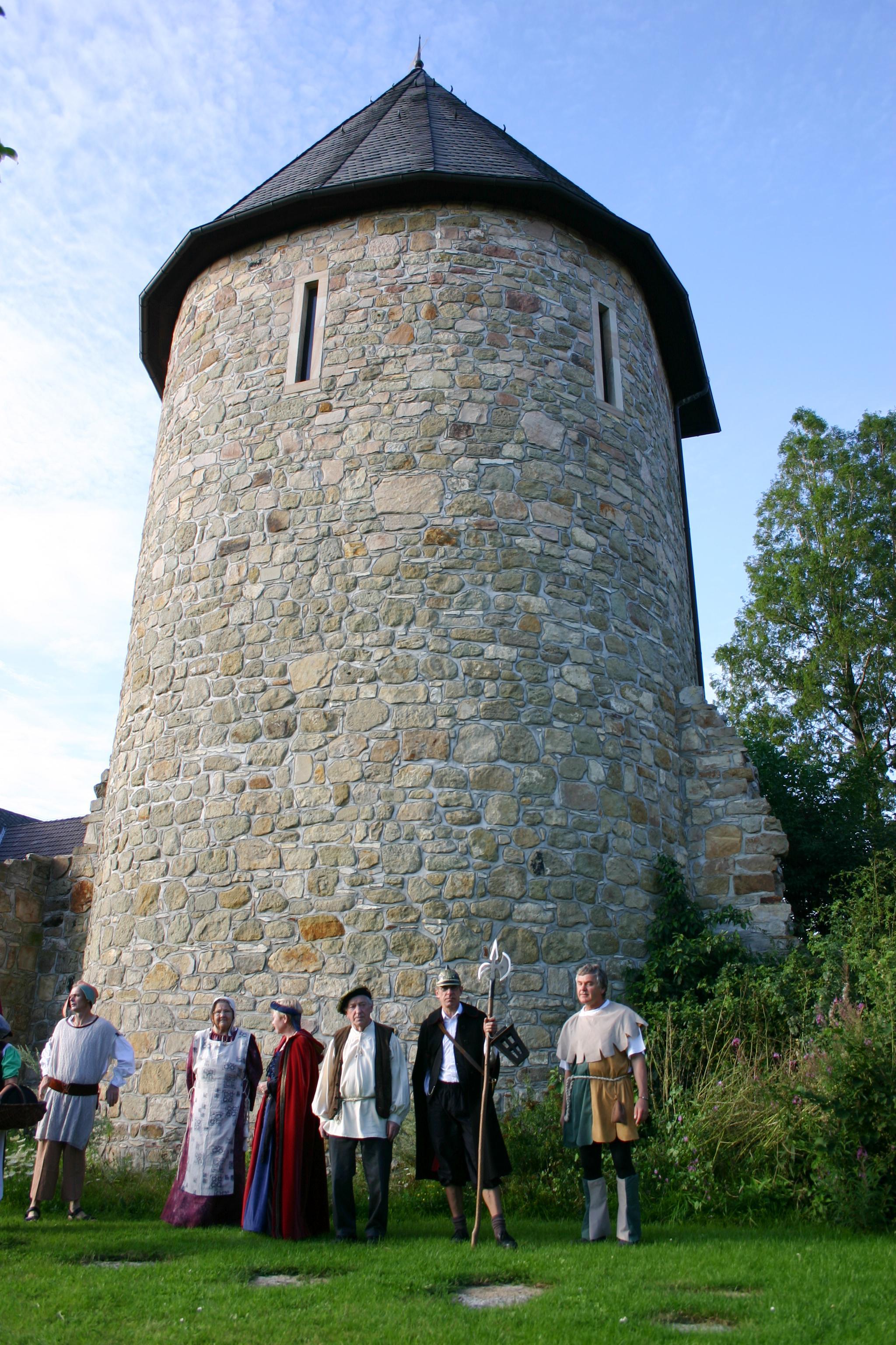 Wehrturm Bad Wünnenberg