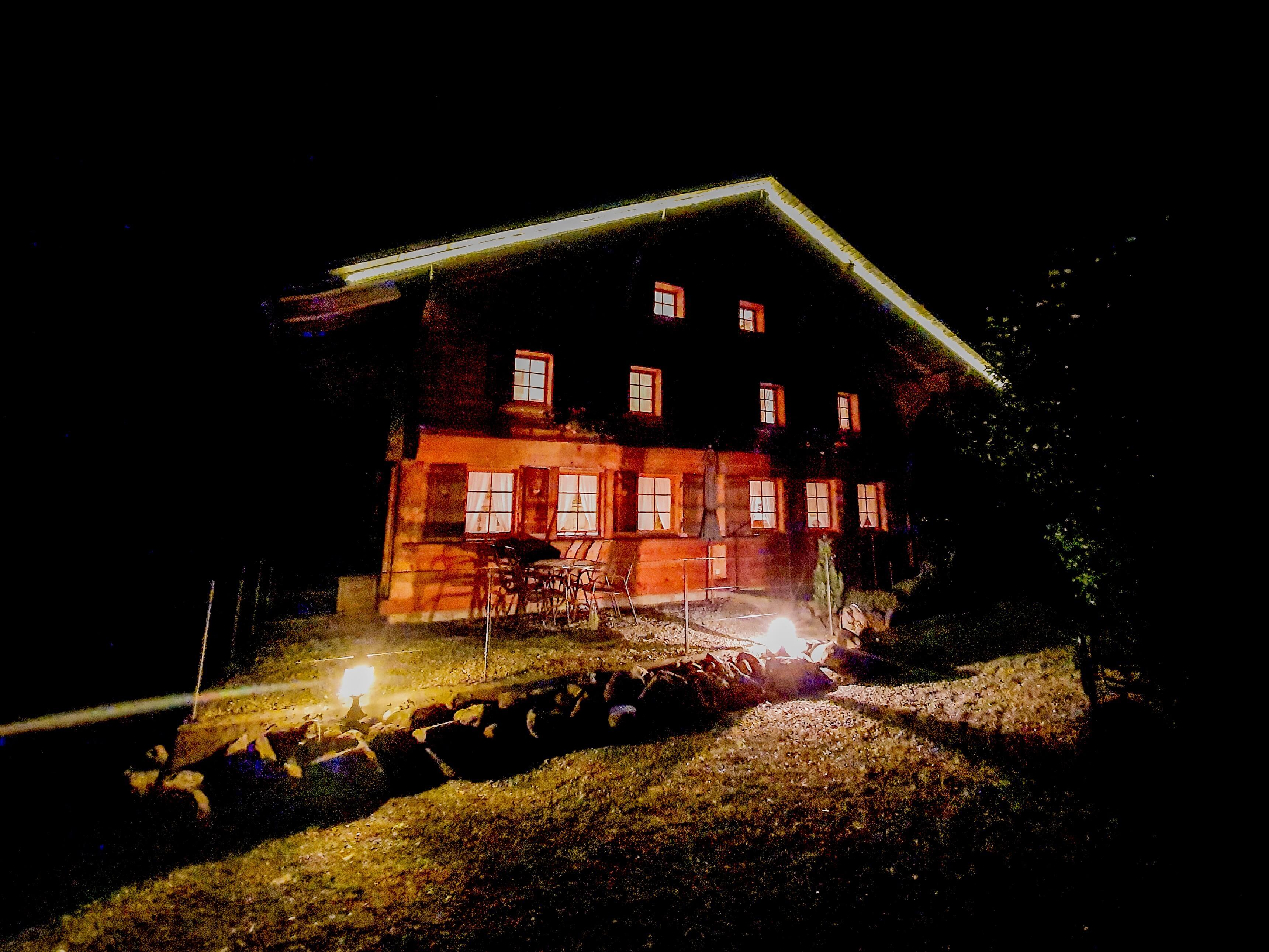 Nacht-Aufnahme