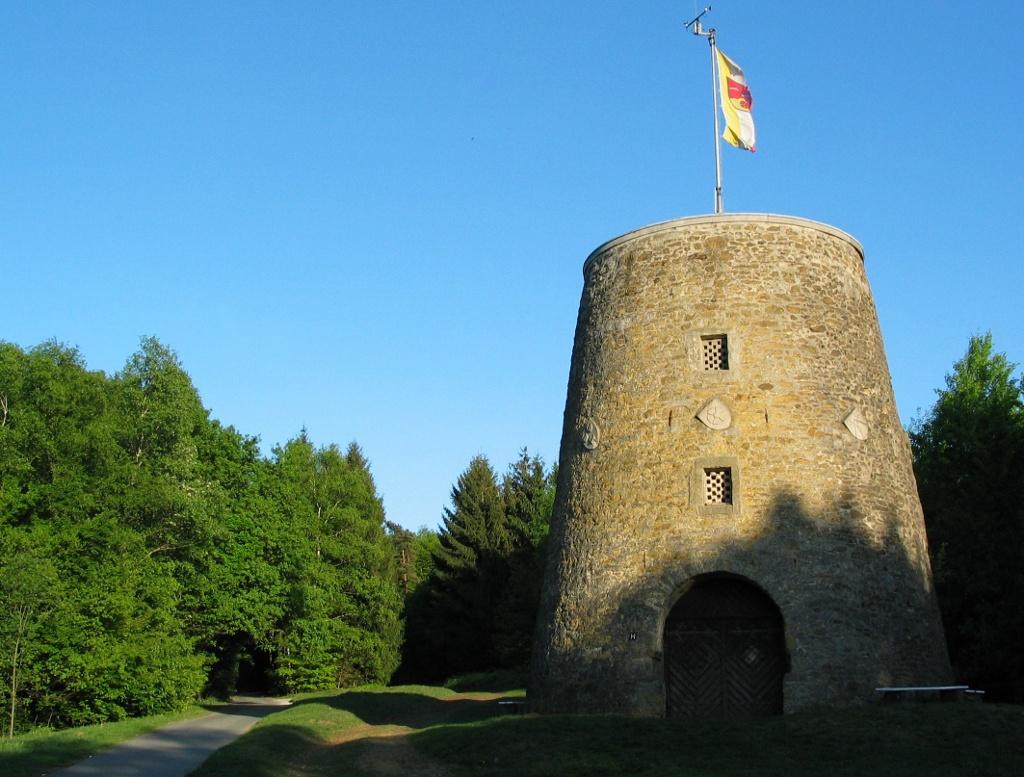Kumsttonne Oerlinghausen