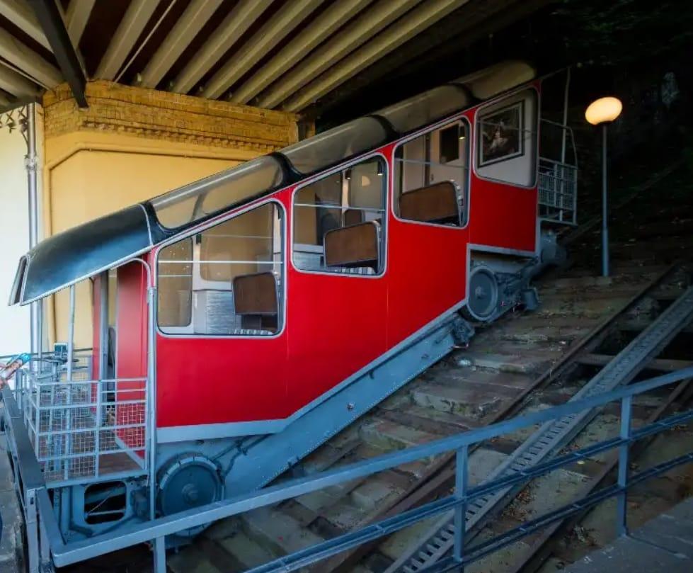Waggon Malbergbahn