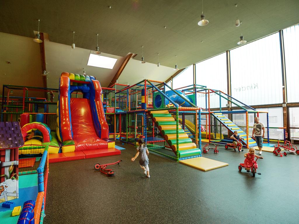 Landal Salztal Paradies in Bad Sachsa - Indoor Spielplatz