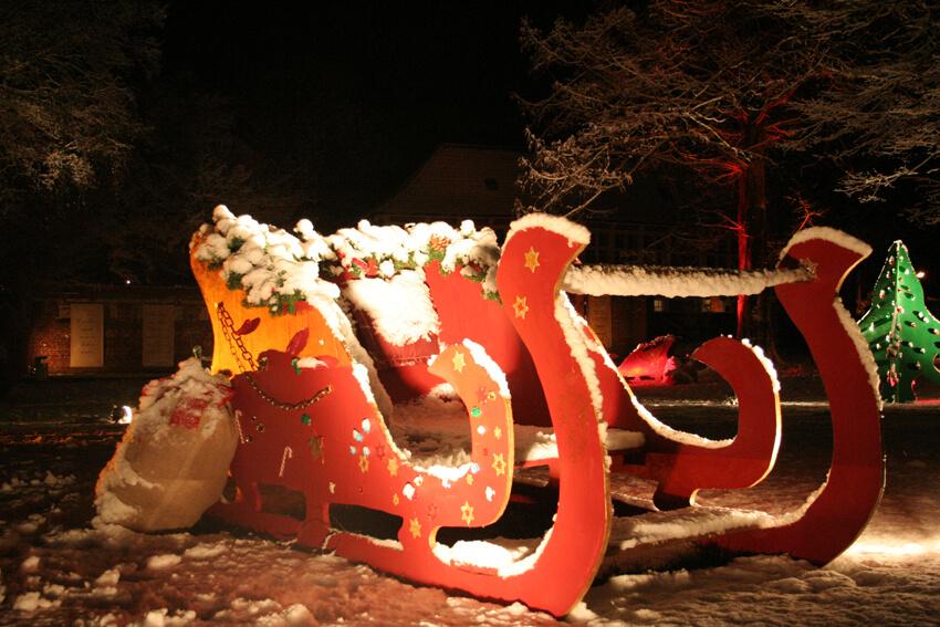 """Winter-Wunder-Welt """"Fröhliches Wichteltreiben"""""""