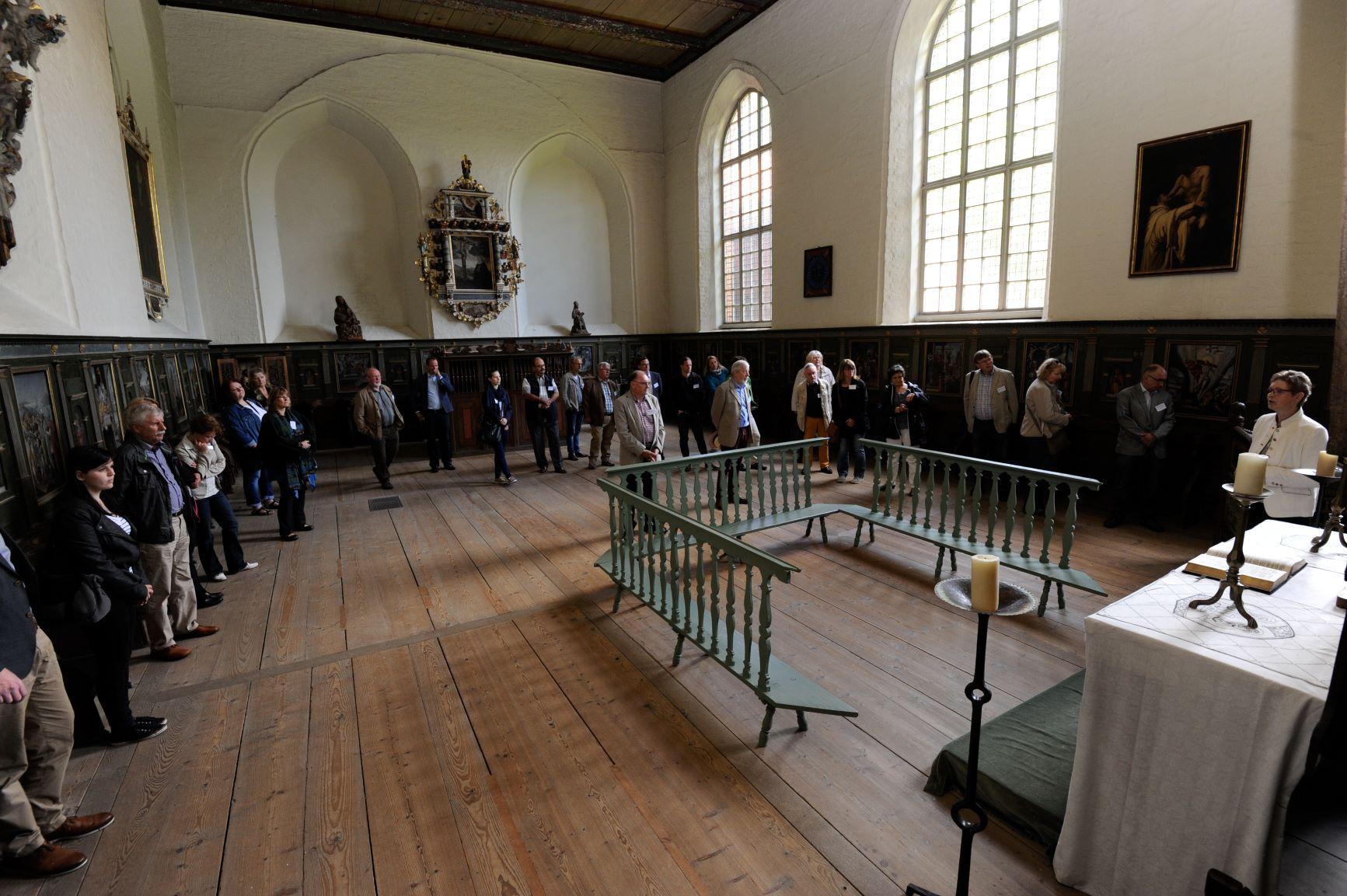 Kloster Isenhagen Nonnenchor