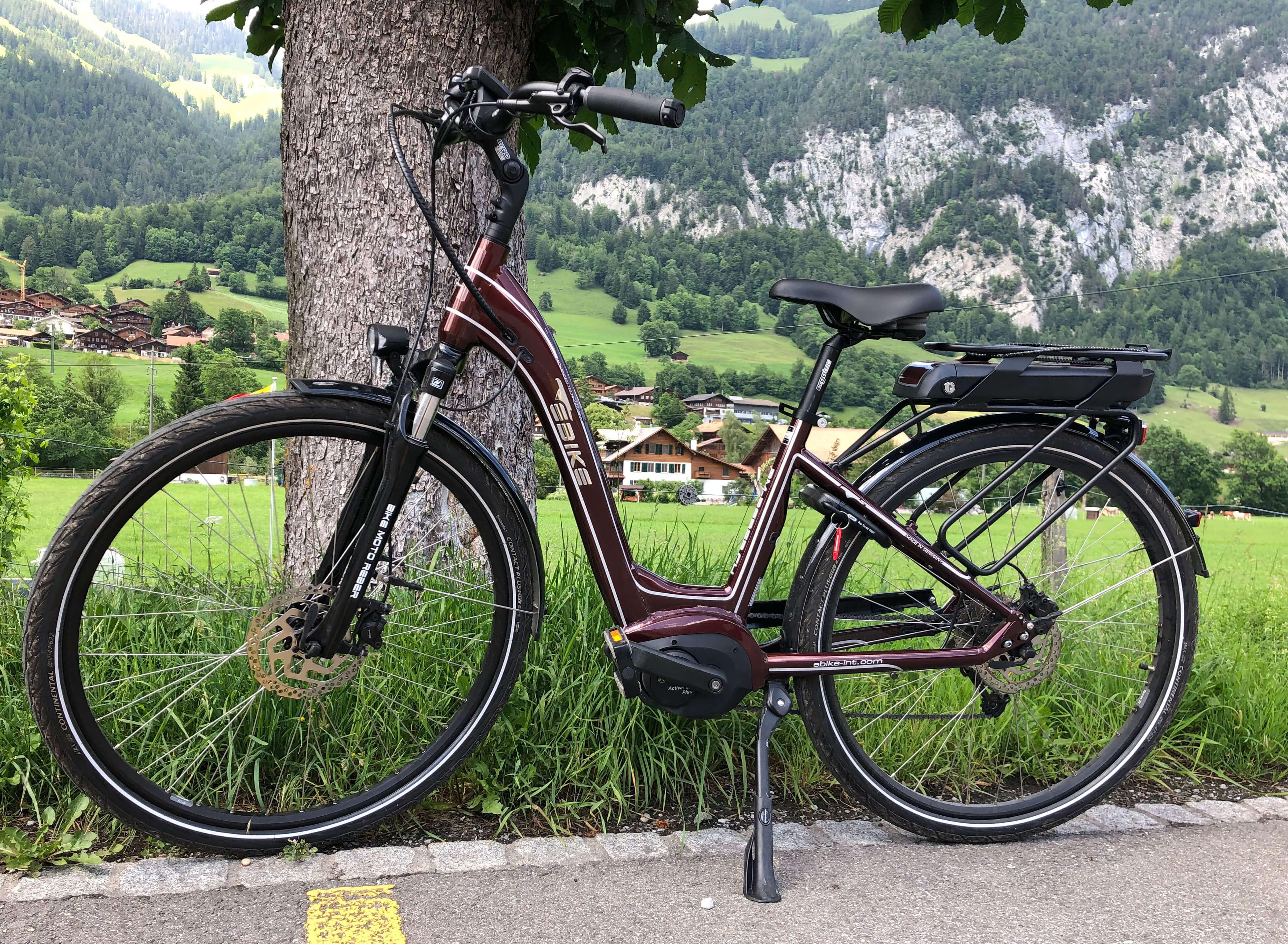 Bike der Marke Burbon Street