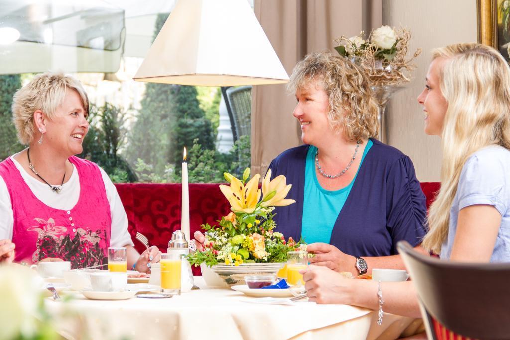 Frühstück, Ringhotel Teutoburger Wald in Tecklenburg Brochterbeck