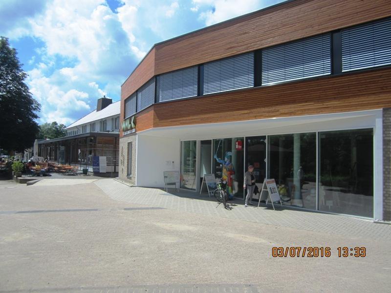 WALK - Info-Center am Hermannsdenkmal -; neben der gastronomischen Versorgung